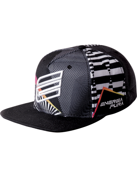 BERRETTO CON FRONTINO SNAP BACK