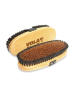 RACING HARD BRASS/HORSEHAIR OVAL BRUSH