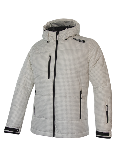 PIXEL SYNTHETIC PADDED LADY JACKET