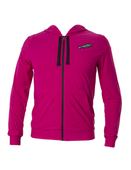 FELPA FULL ZIP BANDON LADY