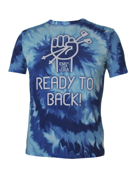 T-SHIRT FLUID READY TO BACK