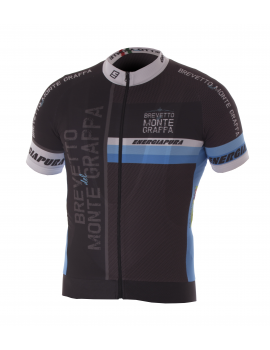 T-SHIRT BREVETTO GRAPPA FULL ZIP BIKE