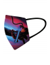 """LIMITED EDITION SMART MASK """"THE SPACE VIOLIN 2"""" BY ANDREA CASTA (2 PIECES)"""