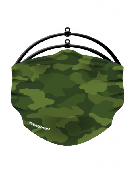 PURE AIR MASK CAMOUFLAGE (2 PIECES)