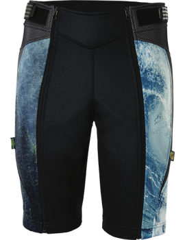 LIFE SHORT PANT WITH PROTECTIONS