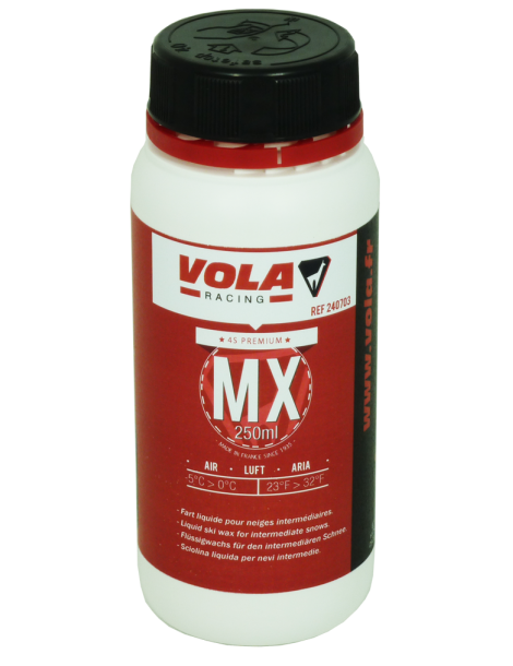 WAX 250ML LIQUID PRO MX NO FLUOR-RED
